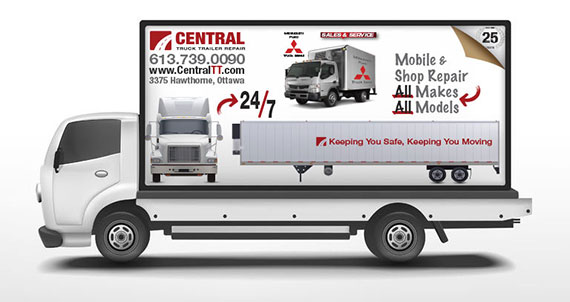 truck decal designs